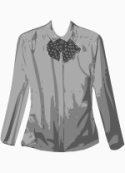 Sandro Fitted Top