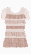 Red Valentino Fitted Top
