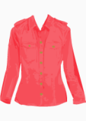 Burberry Prorsum Fitted Top