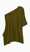 Bassike Asymmetric Tops