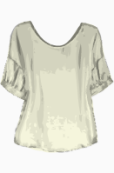 Acne Loose Style Top
