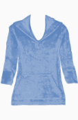 Shay Todd Hooded Top