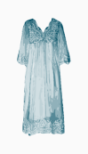 Leaves of Grass Empire Dress