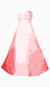 Peter Langner A Line Dress