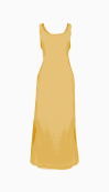 Collette Dinnigan A Line Dress