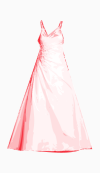 Alfred Angelo A Line Dress