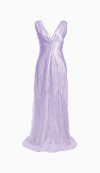 Alberta Ferretti Fitted Dress