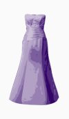 Anais A Line Dress