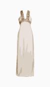 Azzaro Empire Dress