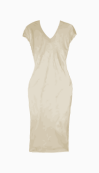 Narciso Rodriguez Fitted Dress