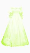 Elizabeth Emanuel A Line Dress