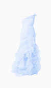Vera Wang Fitted Dress