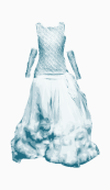 Chanel Couture A Line Dress
