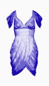 Catherine Malandrino Belted Dress
