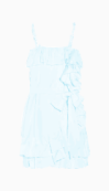 Lanvin Belted Dress