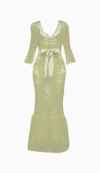 Tracy Reese Belted Dress