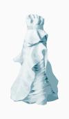 Vera Wang Belted Dress