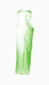 Amanda Wakeley Drop Waist Dress