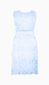 Tara Matthews Fitted Dress