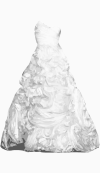 Monique Lhullier A Line Dress
