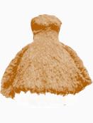 Alexander Mcqueen Bubble Dress