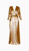 Halston Maxi Dress
