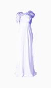 Alberta Ferretti Empire Dress